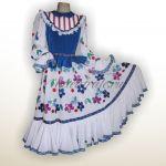 «Русский стилизованный костюм»-010