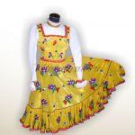 «Русский стилизованный костюм»-012