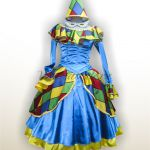 Детский костюм «Коломбина»
