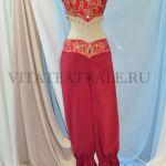 """Восточный костюм из балета """"Баядерка"""""""