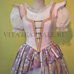 Балетный костюм Па-Де-Труа  Женский из балета Щелкунчик