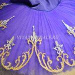 Балетная пачка (костюм)  Пахита их балета  «Пахита» 09032018-24