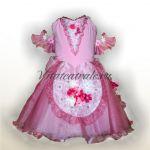 """Балетный детский костюм  """"Вальс цветов"""""""