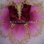 Балетная пачка (костюм) Пахита из балета «Пахита» 09032018-28
