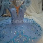 Балетная пачка  (костюм)  Принцесса Флорина из балета «Спящая красавица» 09032018-48