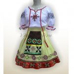 Молдавский танцевальный костюм