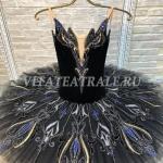 Балетная пачка Одиллия из балета Лебединое озеро (Ballet tutu Odile from the ballet Swan Lake)