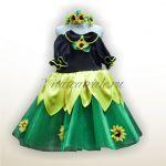 Детский карнавальный костюм  «Подсолнух»