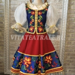 Костюм для танца Кадриль (dance costume Quadrille)