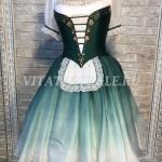 Костюм Лиза из балета Тщетная предостороженность 2 (Lisa's costume from the ballet A Futile Precaution) 2