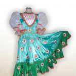 «Русский стилизованный костюм»-009