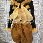 Костюм Шмель из балета Муха-Цокотуха (Bumblebee costume from the ballet Mukha-Tsokotukh)