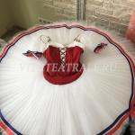 Балетная пачка из балета Пламя Парижа (Ballet tutu from Flames of Paris ballet)