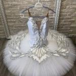 Балетная пачка Одетта из балета Лебединое озеро 5 (Ballet tutu Odette from the ballet Swan Lake)5