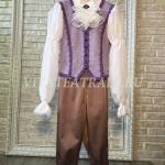 Балетный костюм для мальчика па-де-труа из балета Щелкунчик  5(Ballet costume for a boy pas de trois from the Nutcracker ballet) 5