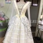 Балетный костюм Эффи невеста из балета Сильфида (Ballet costume Effie bride from the ballet Sylphide)