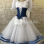 Балетный костюм из балета Жизель 7 (Ballet costume from ballet Giselle)