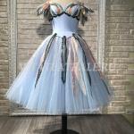Подводное царство. Балетный костюм из балета дочь Фараона (Underwater kingdom. Ballet costume from the ballet Pharaoh's daughter)