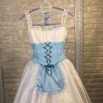 Балетный костюм из балета Тщетная предостороженность (Ballet costume from ballet A vain precaution)