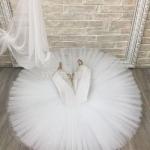 Балетная пачка для вариации Сон из балета Баядерка (Ballet tutu for variation Dream from the ballet La Bayadere)