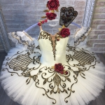 Балетная пачка Пахита из балета Пахита 9-1 (Paquita ballet tutu from Paquita ballet)