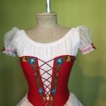 Балетный костюм из балета Тщетная предостороженность 3