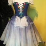 Балетный костюм из балета Тщетная предостороженность 9 (Ballet costume from ballet A vain precaution)