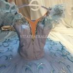 Балетная пачка Голубая птичка  из балета Спящая красавица 11 (Ballet tutu Blue bird from the ballet Sleeping Beauty )