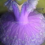 Балетная пачка  Фея Сирень из балета Спящая красавица 12 (Ballet tutu Fairy Lilac from the Sleeping Beauty ballet)