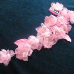 """Веточка на голову для костюма """"Розовый вальс"""""""