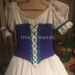 Балетный костюм из балета Жизель 12 (Ballet costume from ballet Giselle)