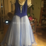 Балетный костюм из балета Жизель 12-1 (Ballet costume from ballet Giselle)