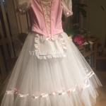 Балетный костюм из балета Тщетная предостороженность 12 (Ballet costume from ballet A vain precaution)