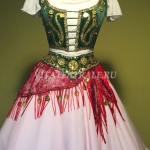 Балетный костюм Эсмеральда из балета Эсмеральда 12 9 Esmeralda ballet costume from Esmeralda ballet)
