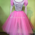Балетный костюм Вальс из балета Лебединое озеро 25 (Ballet costume Waltz from the ballet Swan Lake)