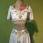 Балетный костюм из балета Баядерка (Ballet costume from the ballet La Bayadere) 25