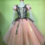 Балетный костюм из балета Лебединое озеро (Ballet costume from the ballet Swan Lake)25