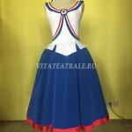 Балетный костюм из балета Пламя Парижа (Ballet costume from the ballet Flames of Paris) 25