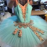 Костюм Одалиска из балета Корсар  (Odalisque costume from the ballet Corsair) 25