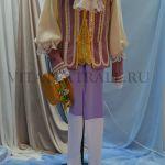 Балетный костюм Па-Де-Труа Мужской из балета Щелкунчик