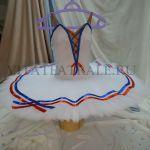 Балетная пачка Пламя Парижа