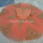 Балетная пачка (костюм ) Фея Нежность  из балета «Спящая красавица» 09032018-46